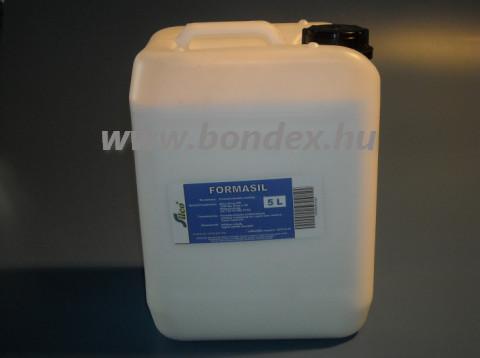 Formasil műanyagipari formaleválasztó szilikon emulzió 5 liter