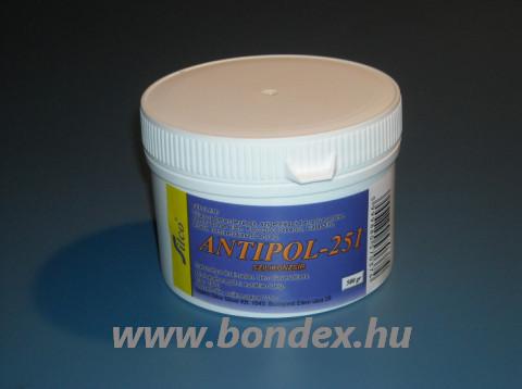 Antipol 251 hőálló szilikonzsír villanyszereléshez 500 gr