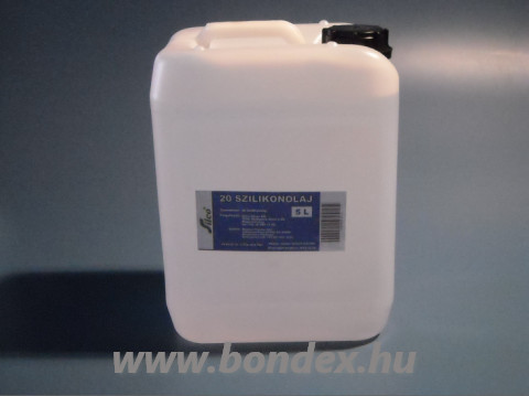 Wacker M-20 szilikon olaj 5 liter