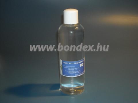 Wacker M5000 sűrű szilikon olaj 1 liter