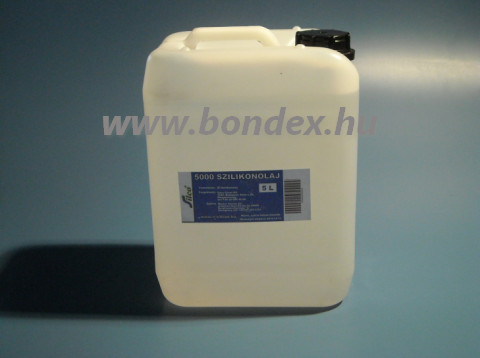 M-5000 Wacker szilikonolaj 5 liter