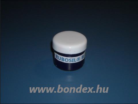 Kék színű szilikon színezőpaszta és festék pigment Rubosil önthető szilikon gumihoz
