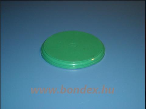 Zöld színű szilikon színezőpaszta és festék pigment Rubosil önthető szilikon gumihoz
