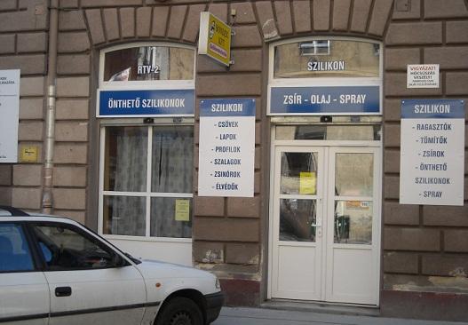 Bondex Szilikonfeldolgozó és termékgyártó. - SZILIKON SZAKÜZLET, BOLT