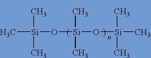 Szilikonolaj monomerlánc